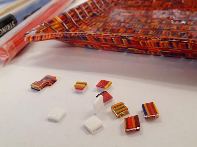 Glaskunst – Einzelteile der Glasfertigung